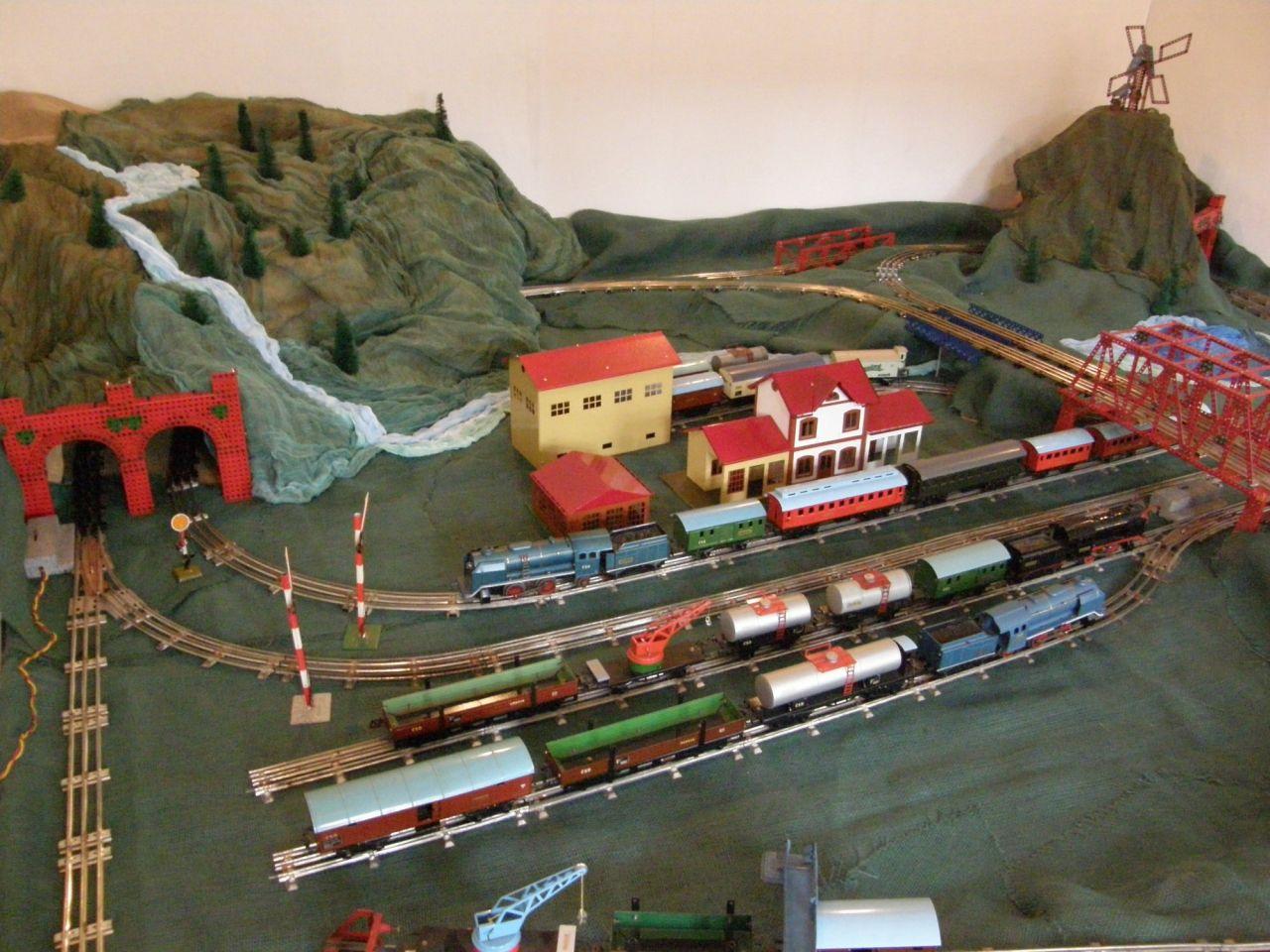 Z historie malé železnice