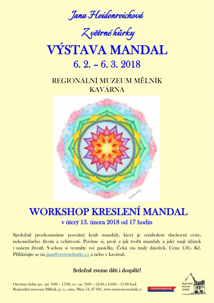 Mandaly - workshop