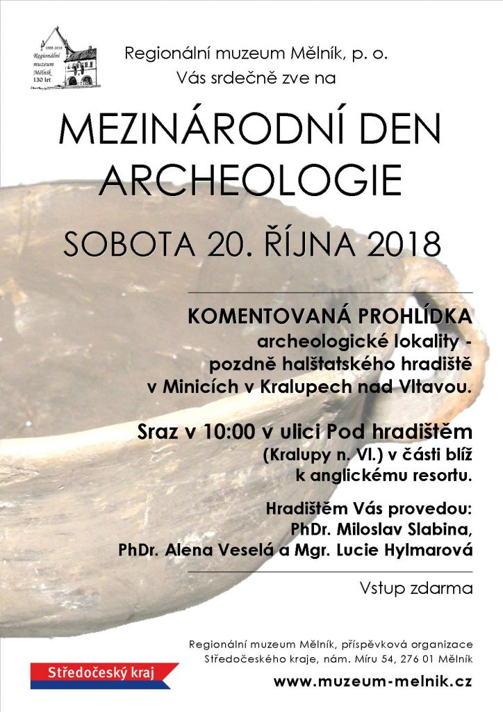 Mezinárodní den archeologie