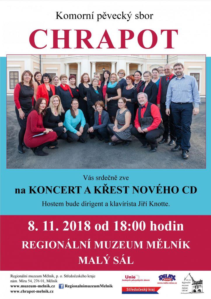 Chrapot - koncert