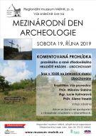 Mezinárodní den archeologie 2019