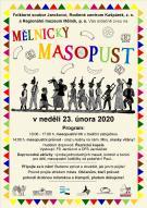 Mělnický masopust 2020
