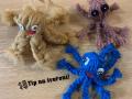 Tip na tvoření - chobotnička - kámoška do karantény! 1