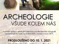 Archeologie všude kolem nás